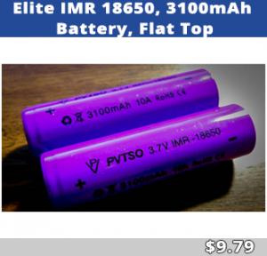 elite imr battery